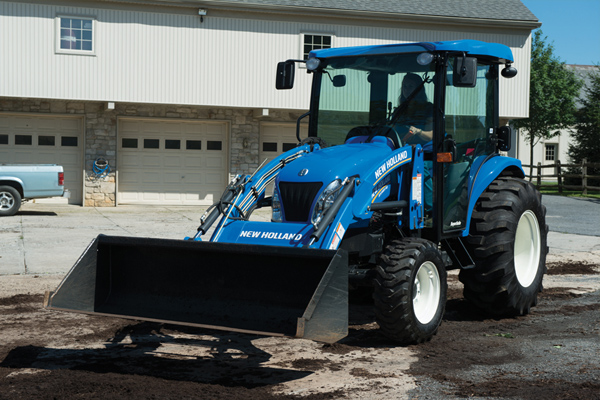 New Holland  | Deluxe Compact Loaders | Model 260TLA for sale at Bingham Equipment Company, Arizona