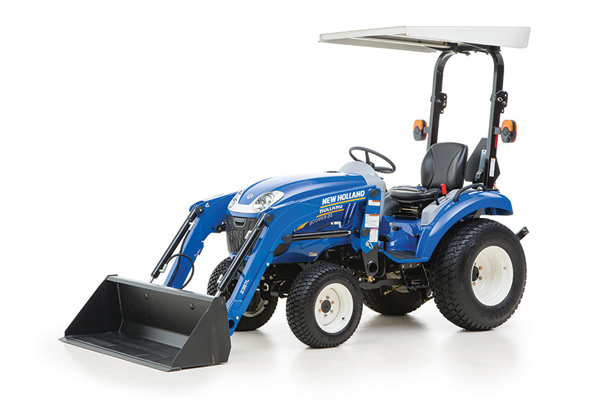 New Holland  | Deluxe Compact Loaders | Model 270TL for sale at Bingham Equipment Company, Arizona