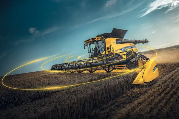 New Holland Combine Solutions: Intellisense for sale at Bingham Equipment Company, Arizona
