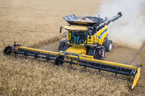 New Holland Combine Yield Mapping & Moisture Sensing for sale at Bingham Equipment Company, Arizona