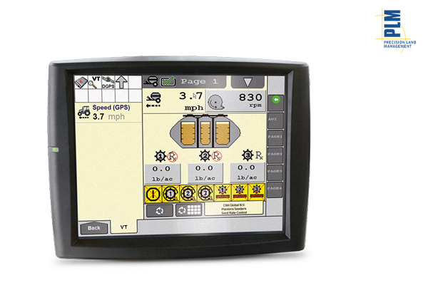 New Holland  PLM™ ISOBUS Task Controller for sale at Bingham Equipment Company, Arizona