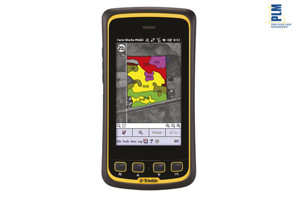 New Holland  | Data Management Software | Model: PLM™ Mobile Software for sale at Bingham Equipment Company, Arizona