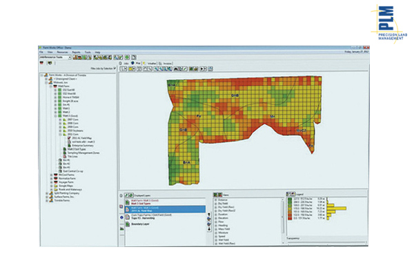 New Holland  PLM™ Viewer Software for sale at Bingham Equipment Company, Arizona