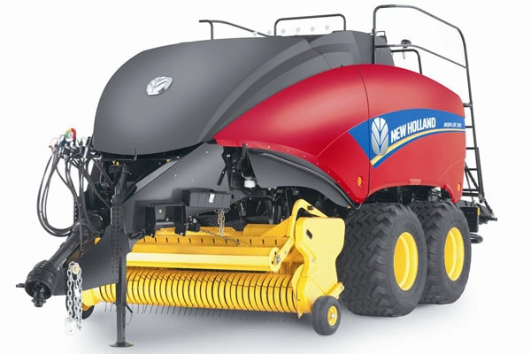 New Holland BigBaler 330 Plus CropCutter™ Packer Cutter for sale at Bingham Equipment Company, Arizona
