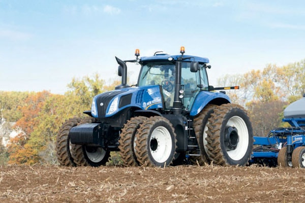 New Holland  Genesis T8.320 for sale at Bingham Equipment Company, Arizona