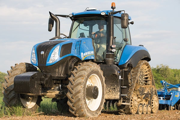 New Holland GENESIS T8.380 SMARTTRAX for sale at Bingham Equipment Company, Arizona