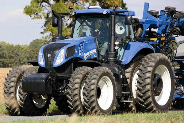 New Holland Genesis T8.435 for sale at Bingham Equipment Company, Arizona