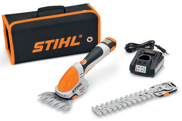Stihl | Battery Hedge Trimmers | Model: HSA 25 Garden Shears for sale at Bingham Equipment Company, Arizona