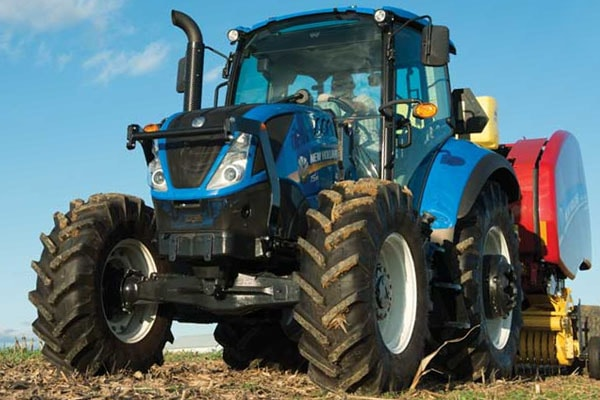 New Holland  | T5 Series - Tier 4B | Model: T5.90 Dual Command™ for sale at Bingham Equipment Company, Arizona