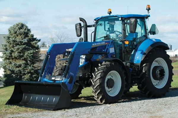 New Holland  | T5 Series - Tier 4B | Model: T5.100 Dual Command™ for sale at Bingham Equipment Company, Arizona