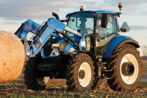 New Holland  | T5 Series - Tier 4B | Model: T5.110 Dual Command™ for sale at Bingham Equipment Company, Arizona