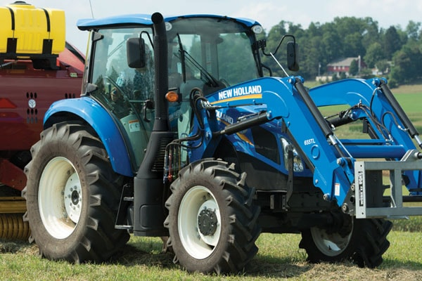 New Holland  | T5 Series - Tier 4B | Model: T5.120 Dual Command™ for sale at Bingham Equipment Company, Arizona