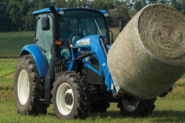 New Holland  | T5 Series - Tier 4B | Model: T5.110 Electro Command™ for sale at Bingham Equipment Company, Arizona