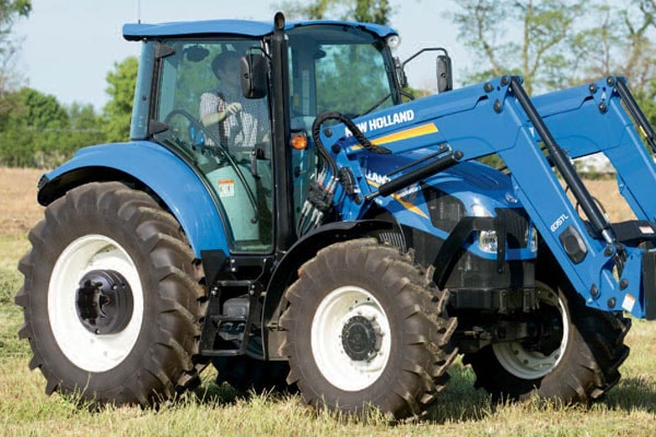 New Holland | T5 Series - Tier 4A  | Model: T5.105 Electro Command for sale at Bingham Equipment Company, Arizona