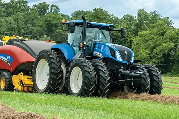 New Holland | T7 Series-Tier 4B | Model: T7.210 Classic for sale at Bingham Equipment Company, Arizona