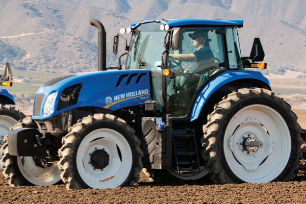 New Holland  | TS6 Series – Tier 4B | Model: TS6.140 for sale at Bingham Equipment Company, Arizona