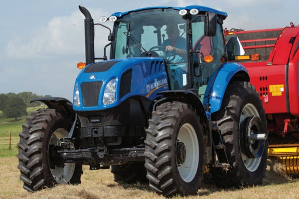 New Holland  | TS6 Series – Tier 4B | Model: TS6.130 for sale at Bingham Equipment Company, Arizona