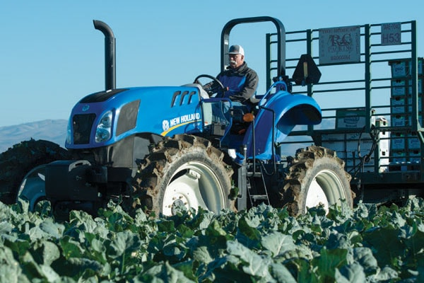 New Holland TS6.120 High Clearance for sale at Bingham Equipment Company, Arizona