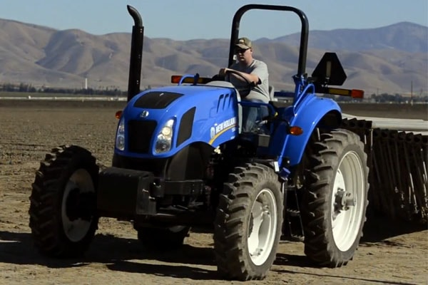 New Holland  | TS6 Series – Tier 4B | Model: TS6.120 for sale at Bingham Equipment Company, Arizona