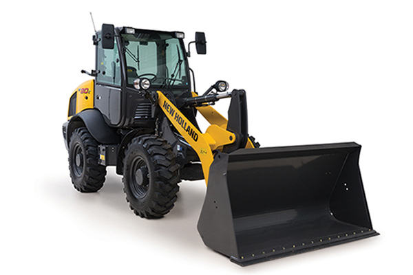 New Holland | Compact Wheel Loaders | Model: W80C for sale at Bingham Equipment Company, Arizona