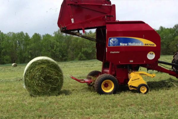 New Holland | Roll-Belt Round Balers | Model: BR7060 Standard (PRIOR MODEL) for sale at Bingham Equipment Company, Arizona
