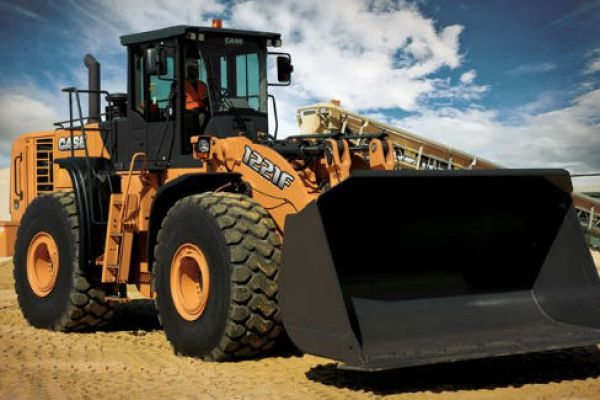 Case | Full Size Wheel Loader | Model: 1221F for sale at Bingham Equipment Company, Arizona