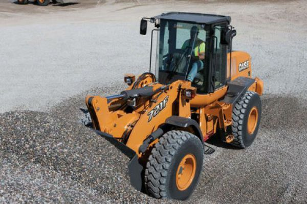 Case | Full Size Wheel Loader | Model: 721F for sale at Bingham Equipment Company, Arizona