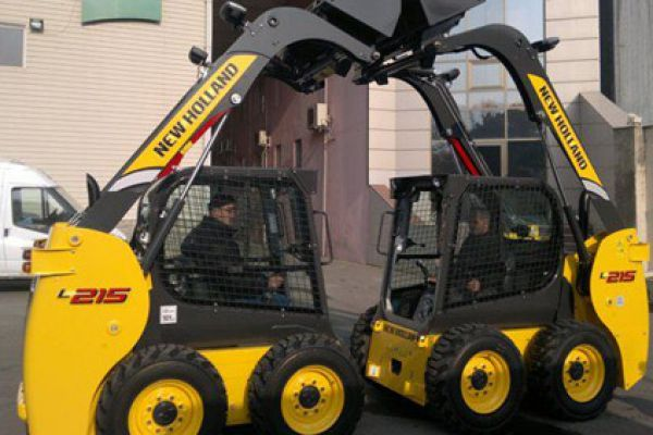 New Holland  | Skid Steer Loaders | Model L215 (PRIOR MODEL) for sale at Bingham Equipment Company, Arizona