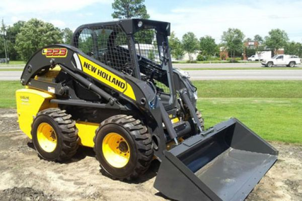 New Holland  | Skid Steer Loaders | Model L223 for sale at Bingham Equipment Company, Arizona