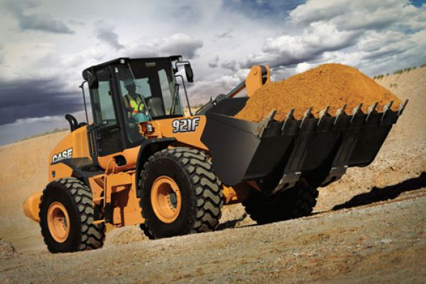 Case | Full Size Wheel Loader | Model: 921F for sale at Bingham Equipment Company, Arizona