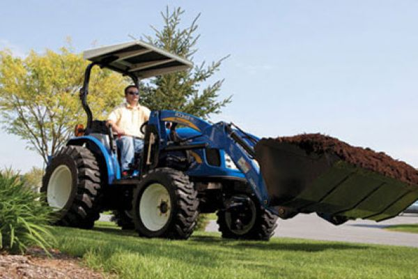 New Holland  | Deluxe Compact Loaders | Model 240TLA for sale at Bingham Equipment Company, Arizona