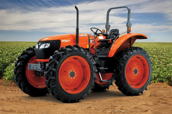 Kubota | M5660SU | Model: M96SHDM Mudder for sale at Bingham Equipment Company, Arizona