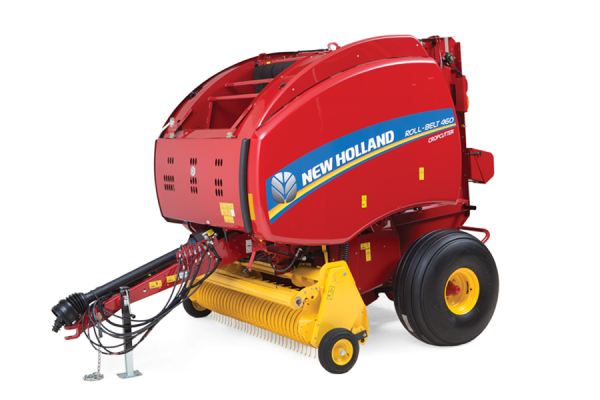 New Holland | Haytools & Spreaders | Roll-Belt Round Balers for sale at Bingham Equipment Company, Arizona