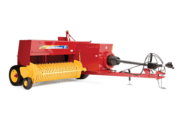 New Holland | Haytools & Spreaders | BC5000 Series Small Square Balers for sale at Bingham Equipment Company, Arizona