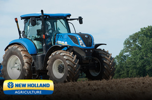We work hard to provide you with an array of products. That's why we offer New Holland AG for your convenience.