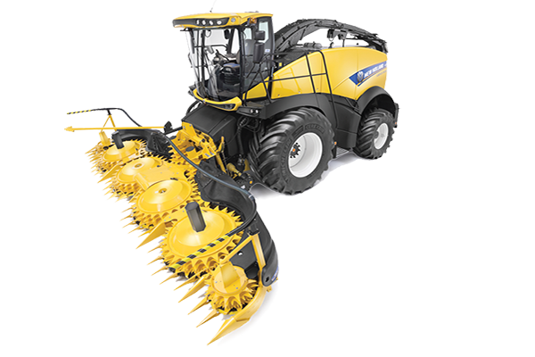 New Holland  750BFI Corn header for sale at Bingham Equipment Company, Arizona