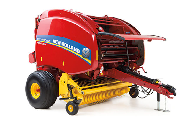 New Holland Roll-Belt 560 for sale at Bingham Equipment Company, Arizona
