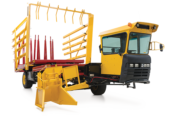 New Holland | Haytools & Spreaders | Stackcruiser® Self-Propelled Bale Wagons for sale at Bingham Equipment Company, Arizona